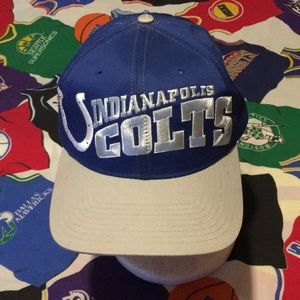 Vintage Indianapolis Colts SnapBack hat